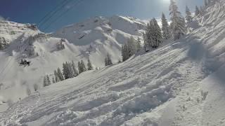 видео Горнолыжные курорты Рон-Альпы