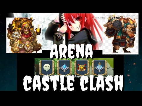 Castle Clash 🎀how  To Get More Points  For Lost Battlefield 🎀