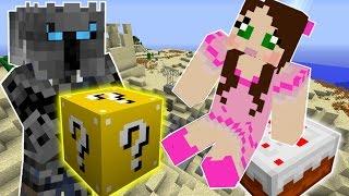Minecraft: CELEBRATION CHALLENGES! - Custom Mod Challenge [S8E82]