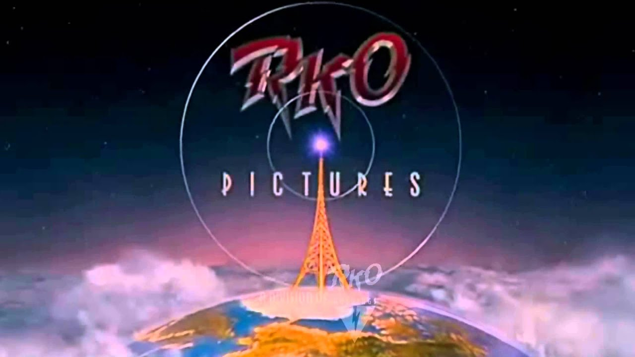 rko pictures logo youtube