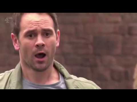 Hollyoaks - Mercedes Crashes Her Car In To The Nightingales