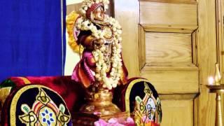 """Thrailokya Vijaya Mantra Kavacham (Vedic Sanskrit Hymn) - """"Sri Krishna Kavacham"""" (Brahmanda Purana)"""