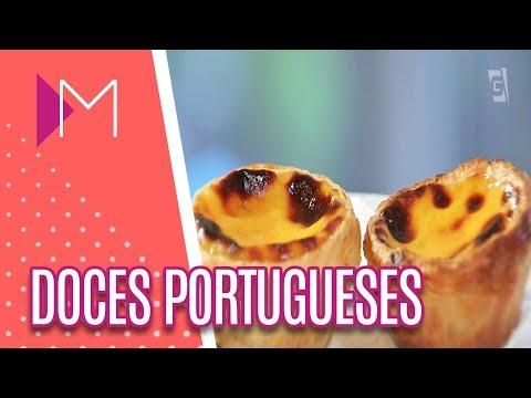 Sabores da cidade   Doces portugueses - Mulheres (07/05/18)
