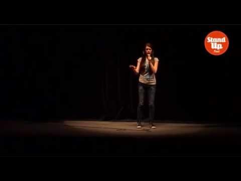 Andrea Andrassy StandUpFest2011