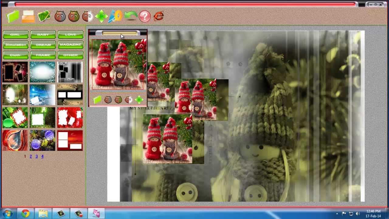 picget photoshine v3.3 gratuit