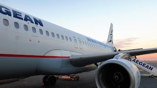 видео Авиакомпания AEGEAN AIRLINES.Информация о авиакомпании Эгейские авиалинии
