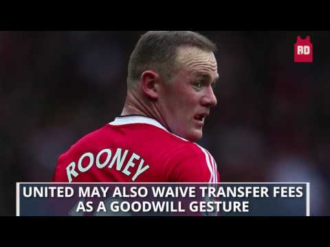Rooney To Leave United And Go Where