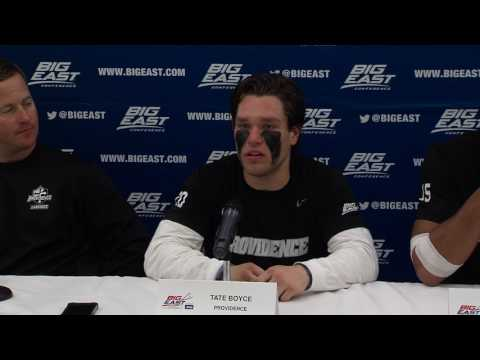 Providence Press Conference - BIG Lacrosse Semifinals