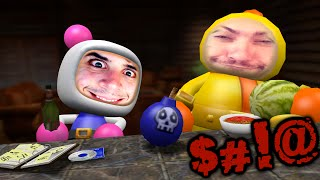 SCREW THIS GAME! (Bomberman Live: Fail Highlights)