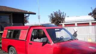 CB Antenna Choice's I Have to use on My Truck