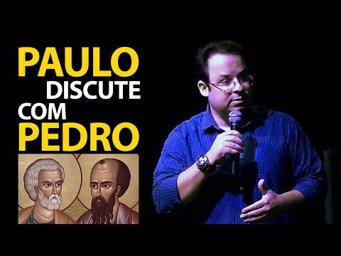 Atos 15: Paulo discute com Pedro sobre a circuncisão Felipe Seabra