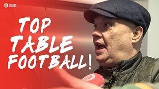 TOP TABLE FOOTBALL! Manchester United 0-2 PSG Paris Saint-Germain