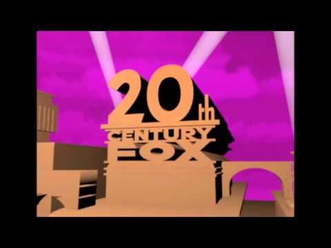 20th century fox 2005 opening 3d blender