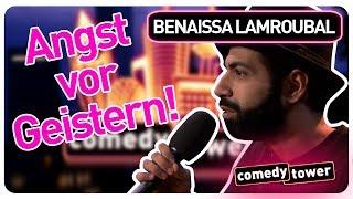 Benaissa Lamroubal | Muslime haben Angst vor Geistern | Comedy Tower