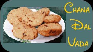 Crispy perfect Chana Dal Vada Recipe| Monsoon Special Vada Recipe | Chana Dal bhajiya |by multi guru