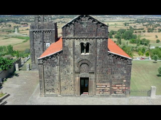 Valorizzazione Romanico delle Basiliche di Ardara, Borutta e Codrongianos