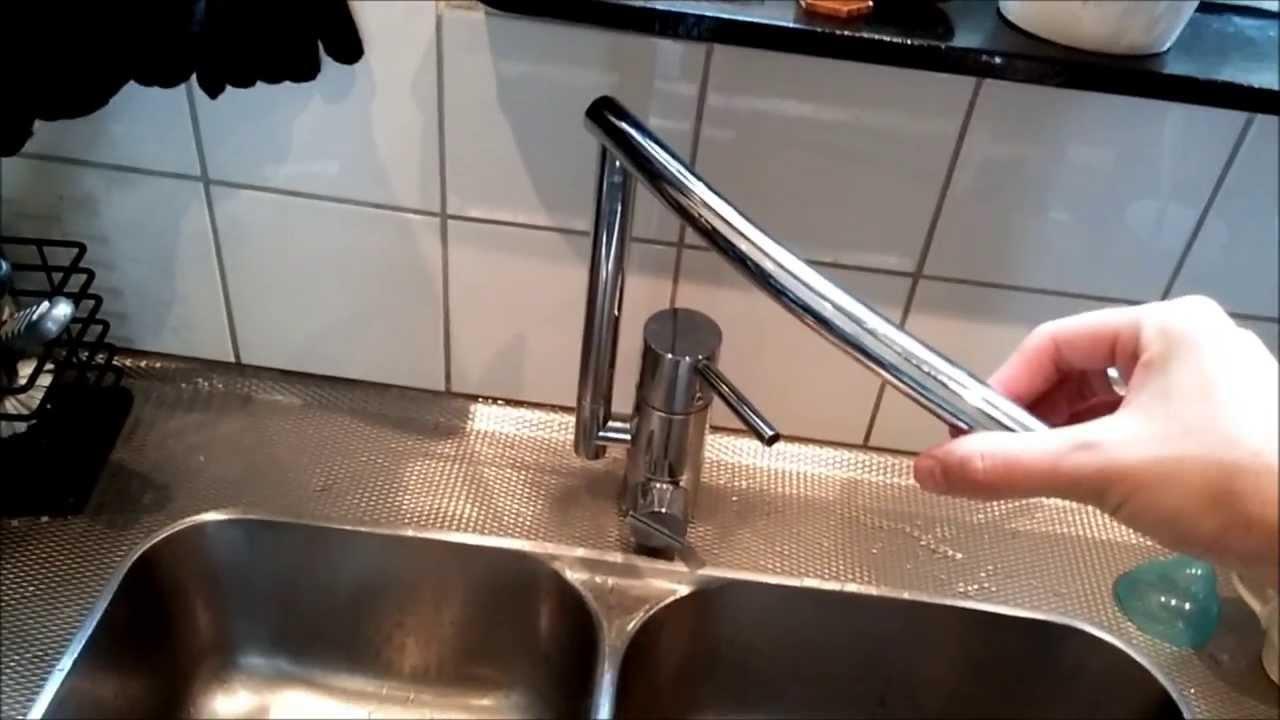 Inredning blandare bänkdiskmaskin : FMM Garda III Problem and Solution - YouTube