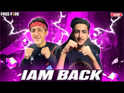 I Am Back Free Fire Live As Gaming Vs As Rana On Live Clash Squad 1 vs 1 - Garena Free Fire
