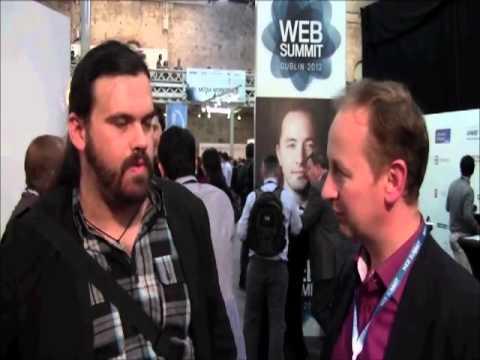 Web Summit Dublin - John Lunn Chief Wizard of  Paypal