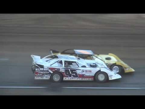 IMCA Deery Brothers Late Model Summer Series Heats Independence Motor Speedway 4/22/17