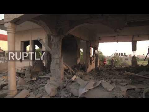 State of Palestine: Israeli forces demolish house of Palestinian prisoner