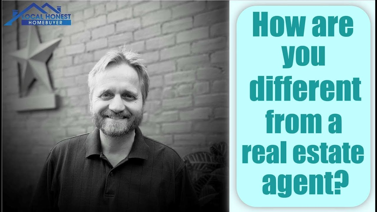 Local Honest Homebuyer | How are you different from a real estate agent?
