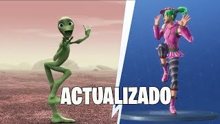NEW FORTNITE BAILES IN REAL LIFE Updated