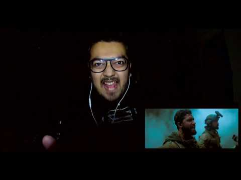 URI | Official Trailer Reaction | Vicky Kaushal, Yami Gautam, Paresh Rawal | Aditya Dhar