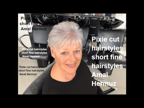 Pixie Cut Hairstyles Short Hair For Women 2019 Short Haircut Youtube