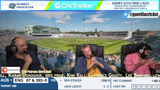 Ashes 2019: ENG v AUS, 3rd Test, Headingley, Day 4