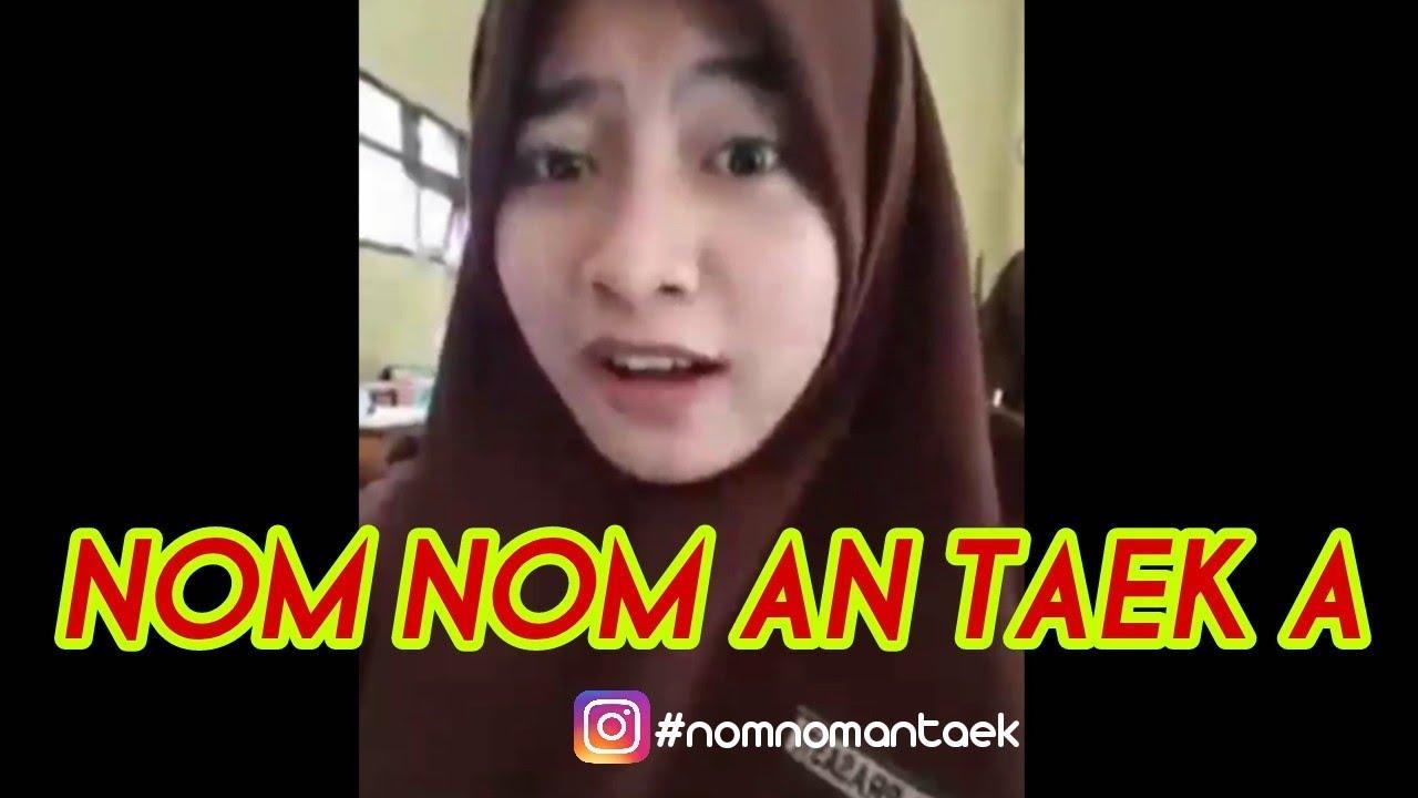 LAGI VIRAL KUMPULAN VIDEO INSTAGRAM NOM NOM AN TAEK VIDEO