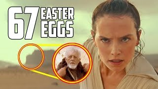 Download Star Wars: Rise of Skywalker Trailer: Every Easter Egg and Secret Mp3 and Videos