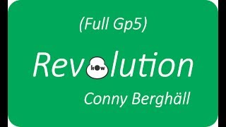 (Full) Guitar pro tab Revolution Conny Berghäll by Leen7