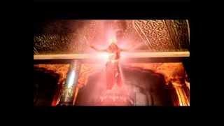 Narasimha Avatar appearing - Shivacharithamritha TV serial VFX excerpt