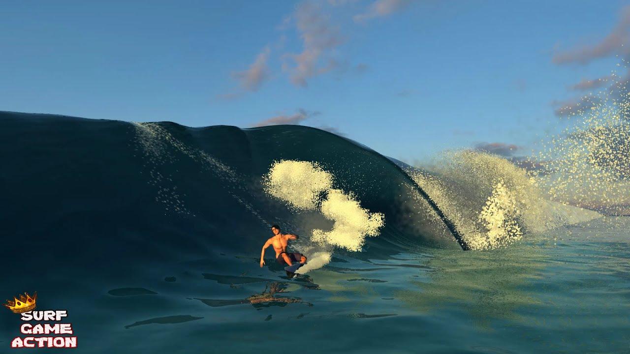 BEST SURFING GAME EVER - VIRTUAL SURFING