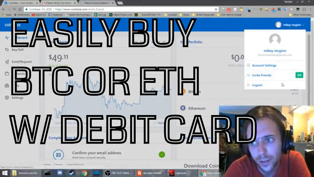 How To Buy Bitcoin With A Credit Or Debit Card Or Sell And Get Paid To Your  Bank [easy, Quick] Bstv