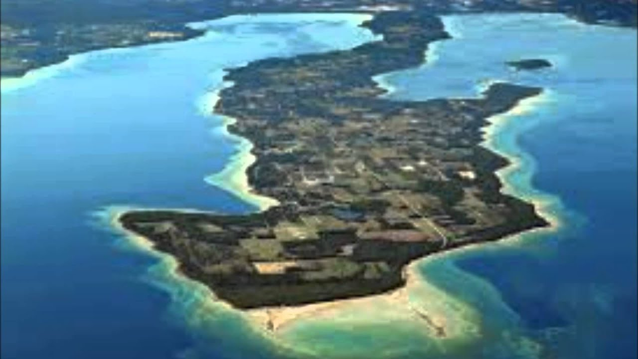 island peninsula isthmus review youtube