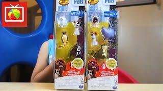 Тайная Жизнь Домашних Животных набор игрушек - продолжение