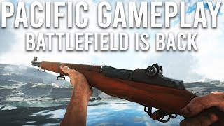 Battlefield V Pacific Gameplay - Battlefield is back
