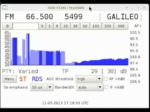[Es] 66.50 Radio Galileo / STL Italy