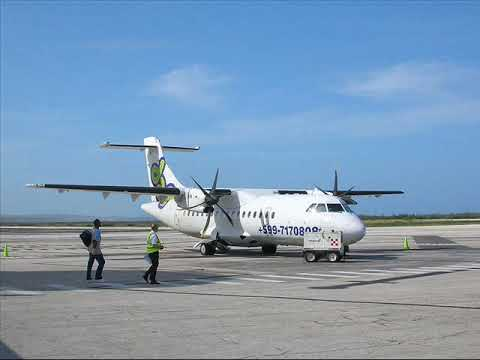 A Tribute to Dutch Antilles Express (Your Caribbean Wings)