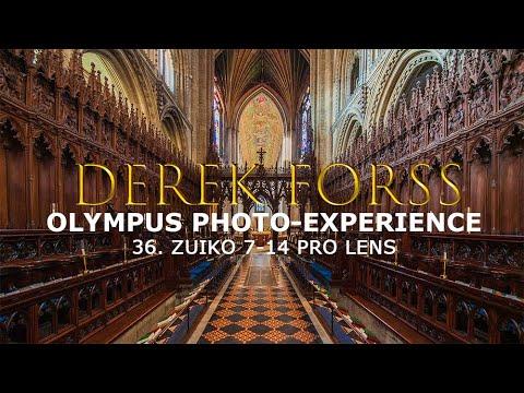 Olympus Photo Experience 36 - Zuiko 7 - 14 Pro Lens