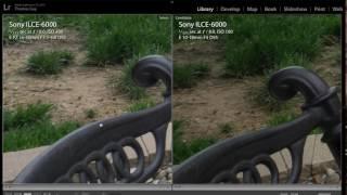 sony 10-18mm vs16-50mm Kit Lens SEL1018 VS SELP1650