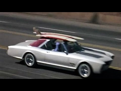 '63 Buick Villa Riviera in For Those Who Think Young - YouTube