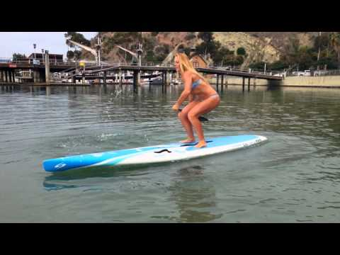 Top Tips from the Pros: Candice Appleby - SUP Magazine