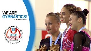2018 Mersin Artistic Gymnastics World Challenge Cup – Highlights Women