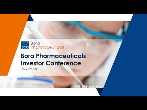 保瑞藥業法人說明會(Bora Pharmaceuticals investor conference)