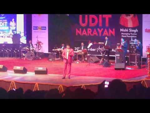 20151120 Udit Narayan Live Show