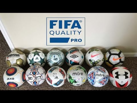 How to buy a fifa quality pro ball. detailed review.