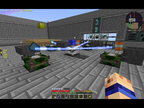 Sky Factory 3 EP 8 : Actually additions Empowerer and Growth